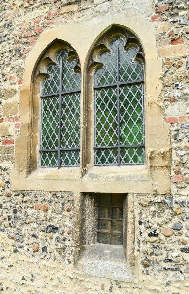 3rd Church - leper window